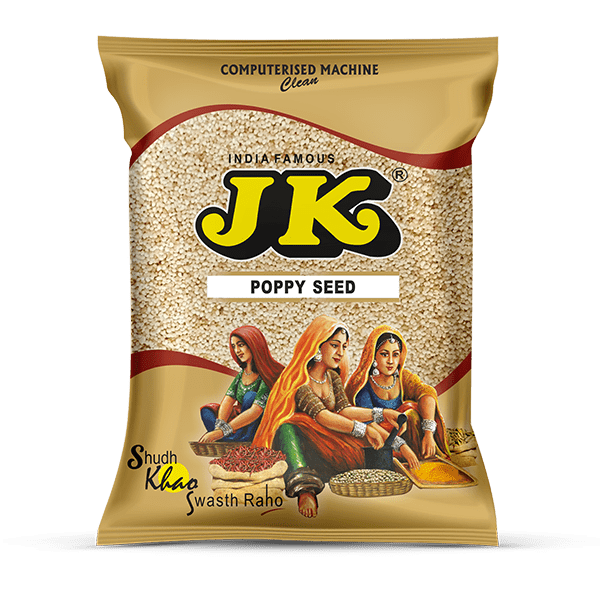 Buy best quality poppy seed online in India from JK cart