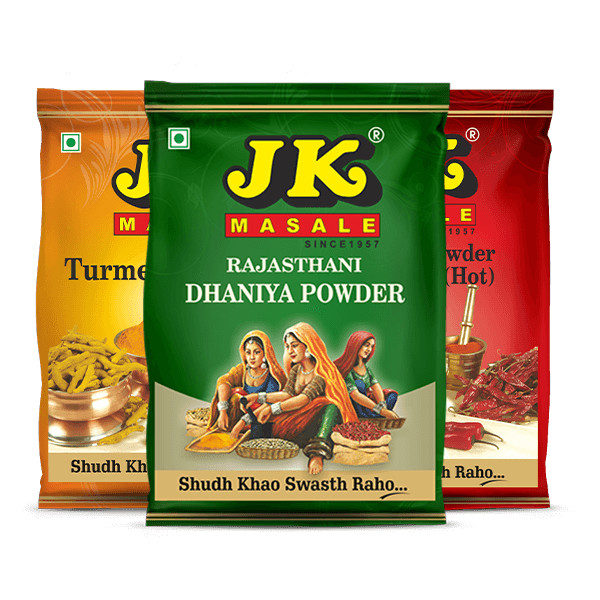 JK POWDER SPICES COMBO