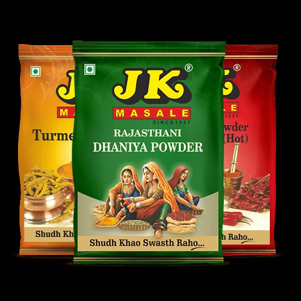 JK Powder Spices Combo
