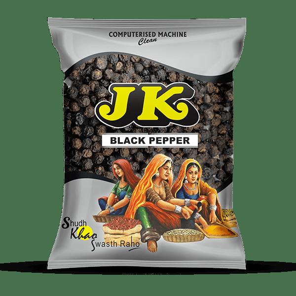 JK Black Pepper Whole