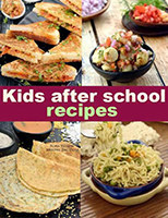 Kids after school receipe